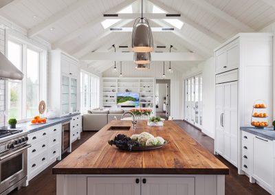 Healdsburg House Kitchen
