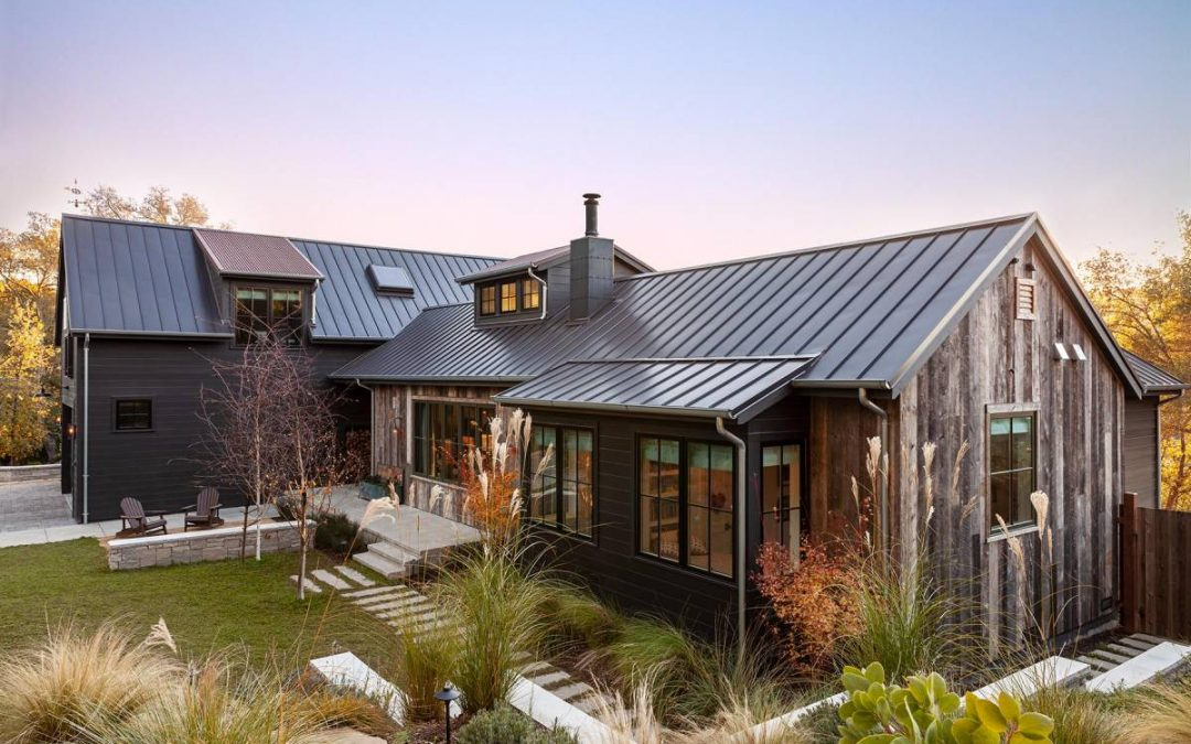 Orinda Modern Farm House